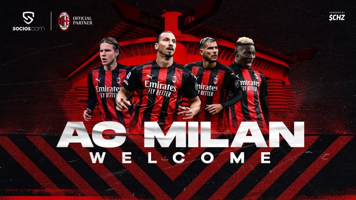 FanTokenNews.com - AC Milan To Join Sports Crypto Movement With Launch Of $ACM Fan Token.